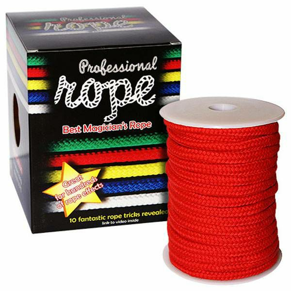 Professional Rope Soft Red 15 m
