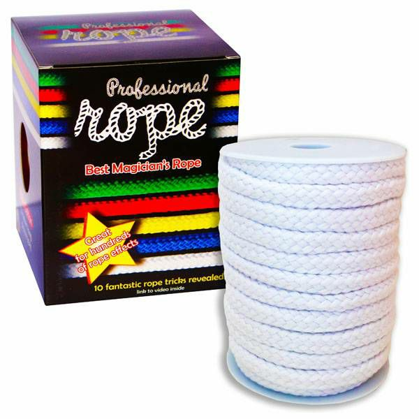 Professional Rope Soft White 15 m