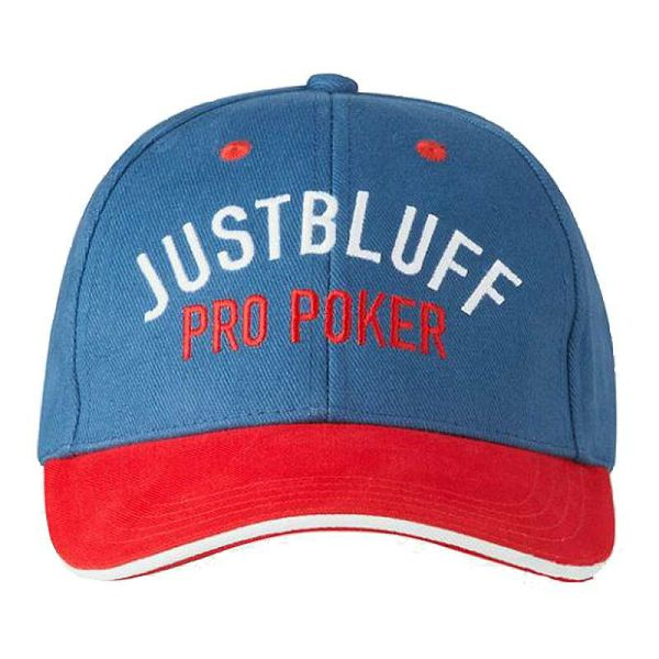 ProPoker Turbo Cap Blue