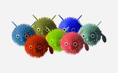 Puffer balls 50 mm