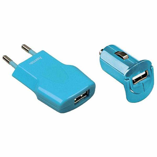 Punjač Picco micro USB Turquoise