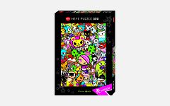 Puzzle All-Stars Tokidoki 500