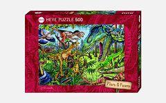 Puzzle Carnivores 500