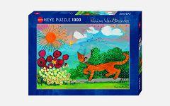 Puzzle Daisies 1000