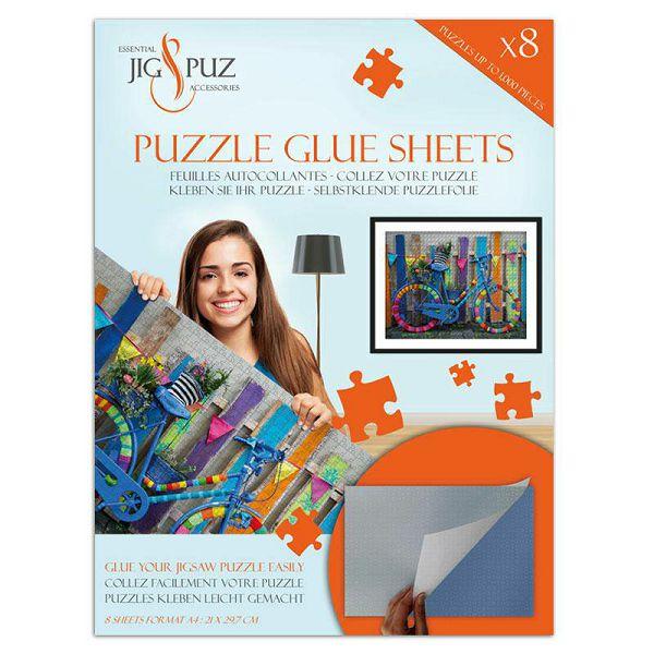 Puzzle Glue Sheets 1000