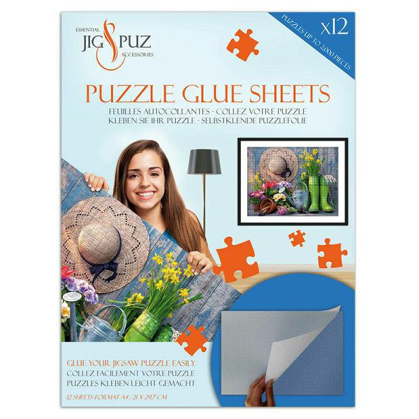 Puzzle Glue Sheets 2000