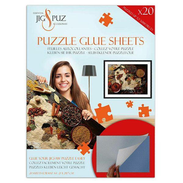 Puzzle Glue Sheets 3000