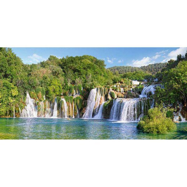 Puzzle Krka Waterfalls Croatia