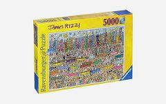 Puzzle Ravensburger Rizzi City 5000