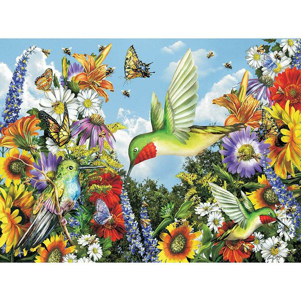 Puzzle Save the Bees