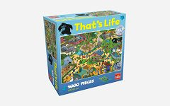 Puzzle That's Life the Zoo
