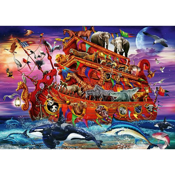 Puzzle The Ark