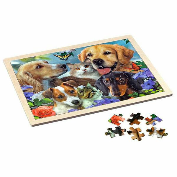 Puzzle Togetherness