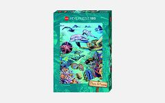 Puzzle Tropical Waters 500