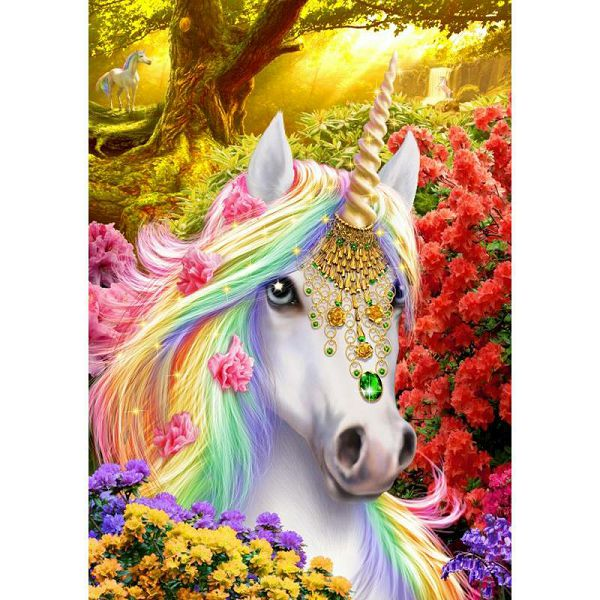 Puzzle Unicorn
