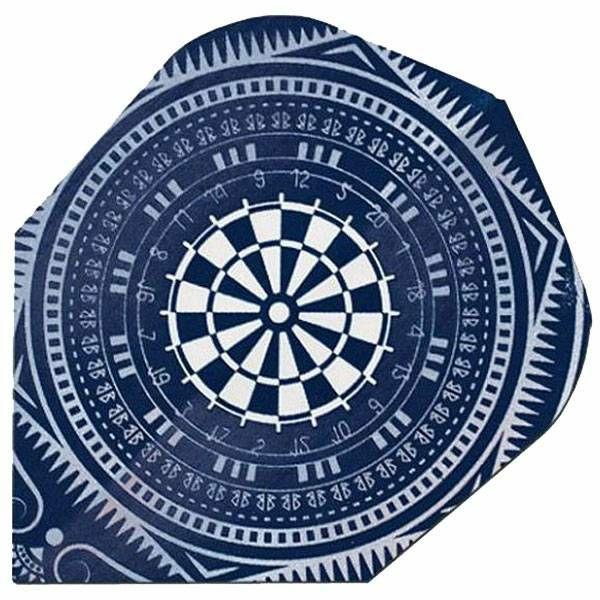 Quadro Dartboard Blue