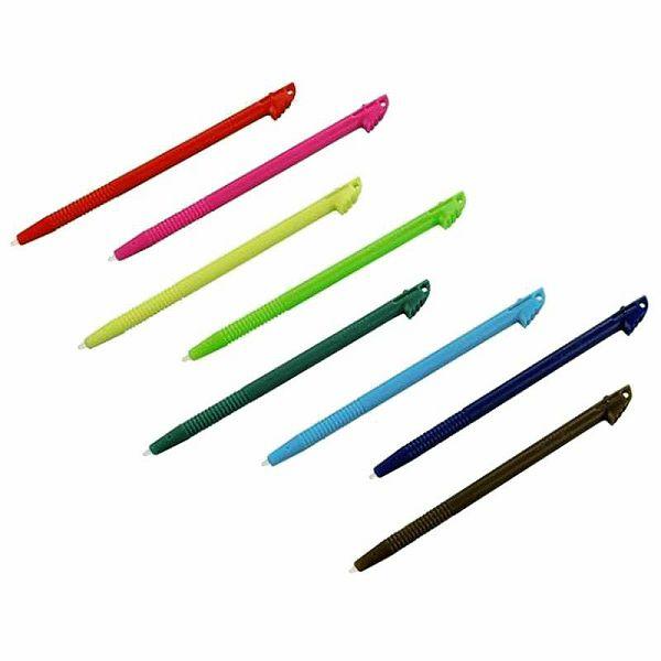 Rainbow Stylus Pens Nintendo Wii U 73044