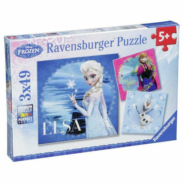 Ravensburger Elsa Anna & Olaf Puzzle