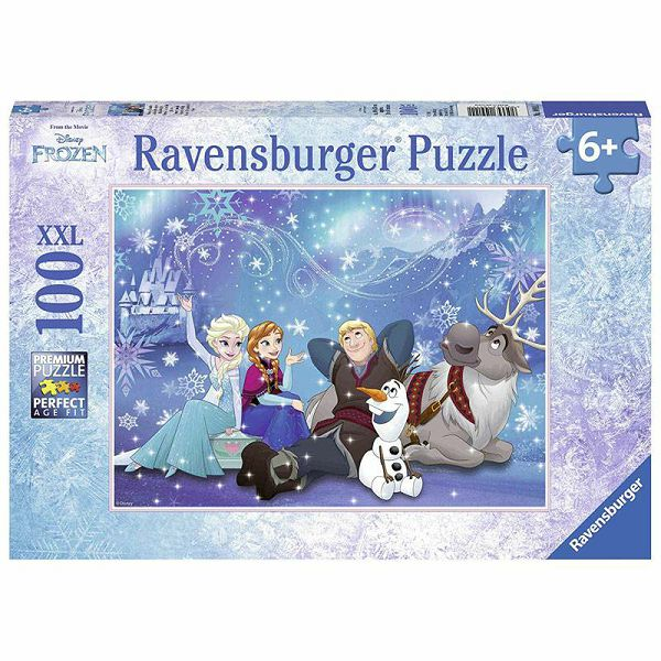 Ravensburger Frozen 100 parts XXL Puzzle