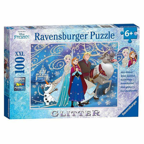 Ravensburger Glittery Snow XXL Puzzle