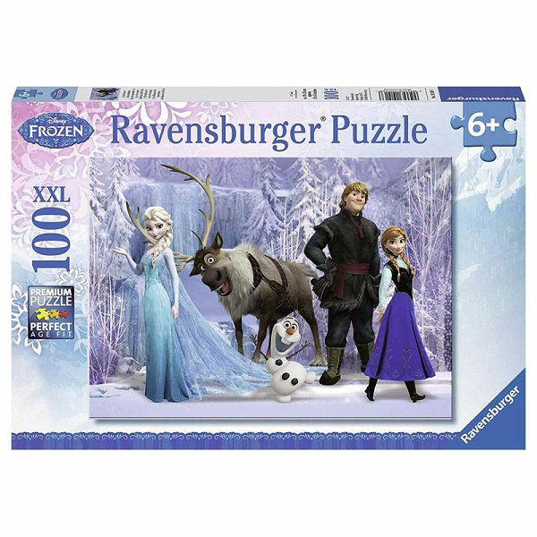 Ravensburger In The Realm Of Snow XXL