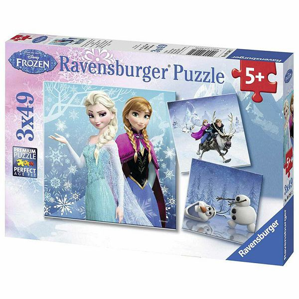 Ravensburger Winter Adventures Puzzle
