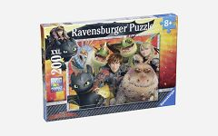 Ravensburger XXL Hicks Astrid and the Dragons