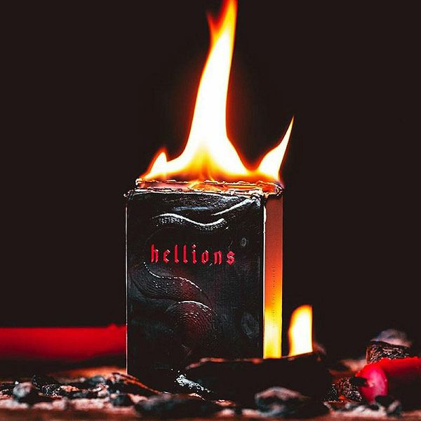 Red Hellions Black Tuck