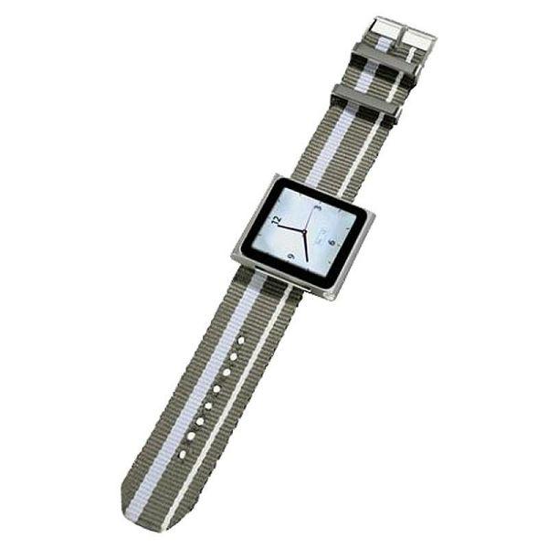 Remen iPod nano 6G grey/white