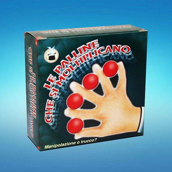 Replicating spheres