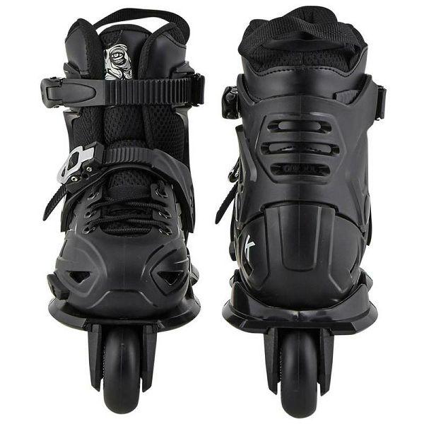 Role Kaltik K Skate JNR Aggressive Black 33-36