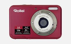 Rollei Compactline 52 red