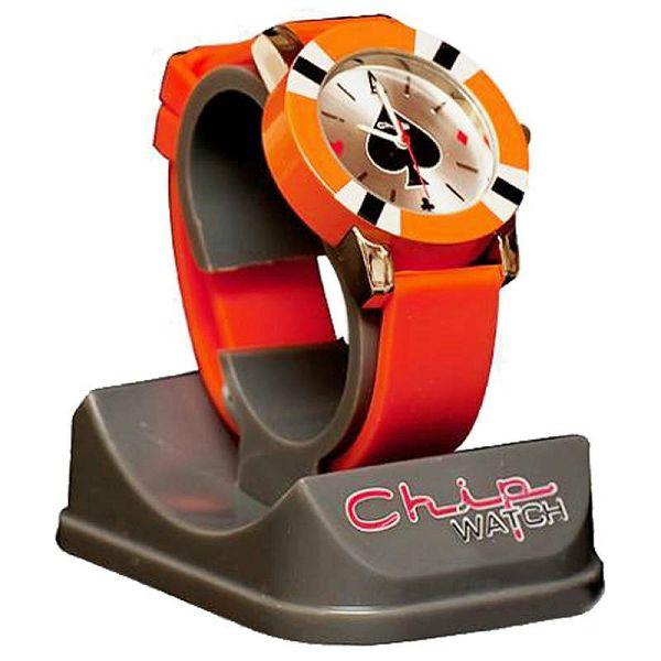 Ručni sat Chip Watch narančasti
