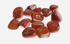 Rune Jaspis crveni