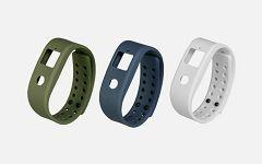 Runtastic ORBIT Wristbands Color Set 2