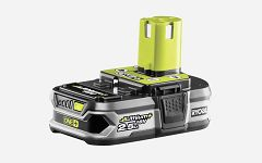 Ryobi RB18L25 ONE+ 18V 2,5Ah Lithium Battery