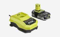 Ryobi RBC18L15 ONE+ 18V/1,5 Ah Battery + Charger