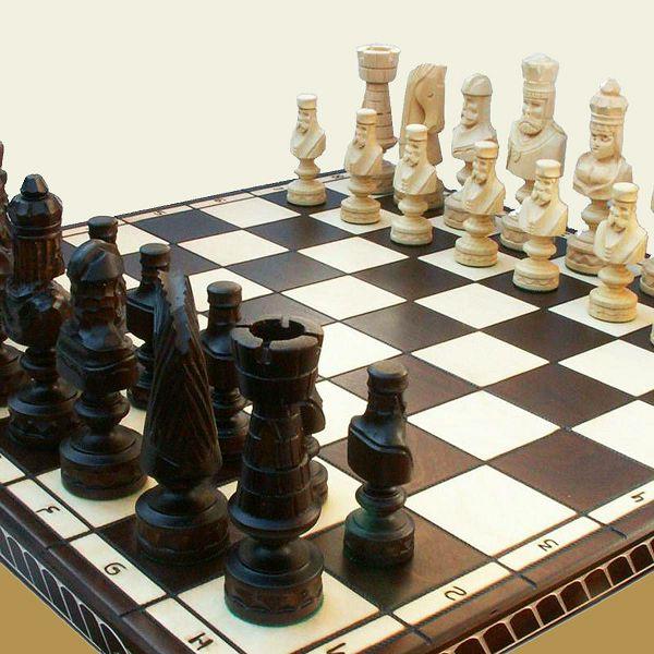 Šah Cesar 85 x 85 cm
