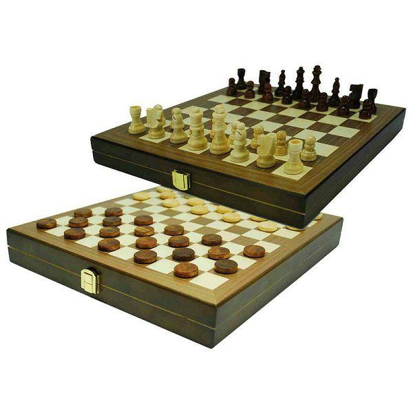 Šah & Dama & Backgammon