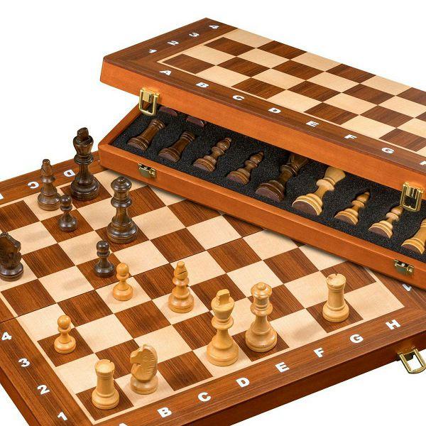 Šah De Luxe 41 x 41 cm