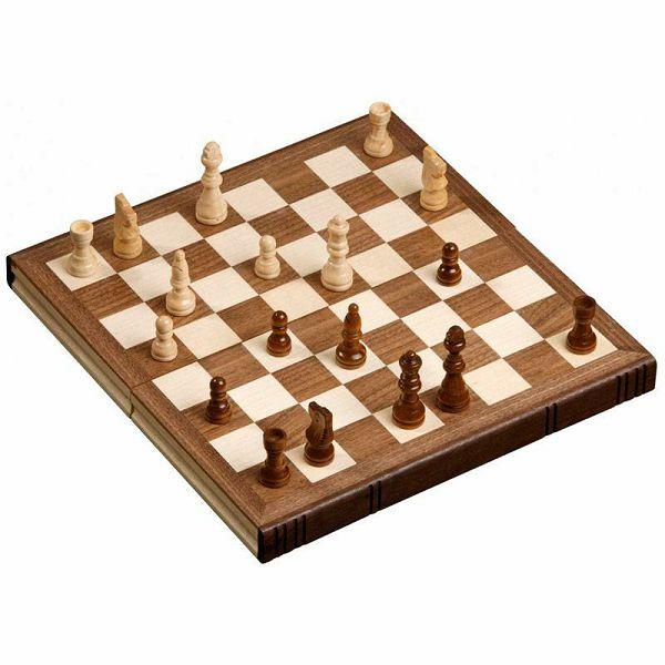 Šah drveni 30 x 30 cm No. 2705