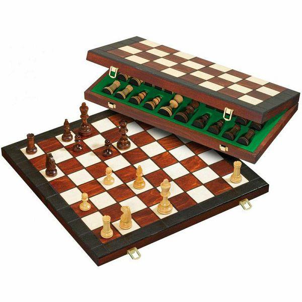 Šah drveni Fischer 40 x 40 cm