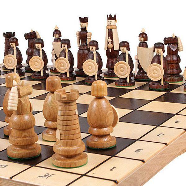 Šah Magnat 55 x 55 cm