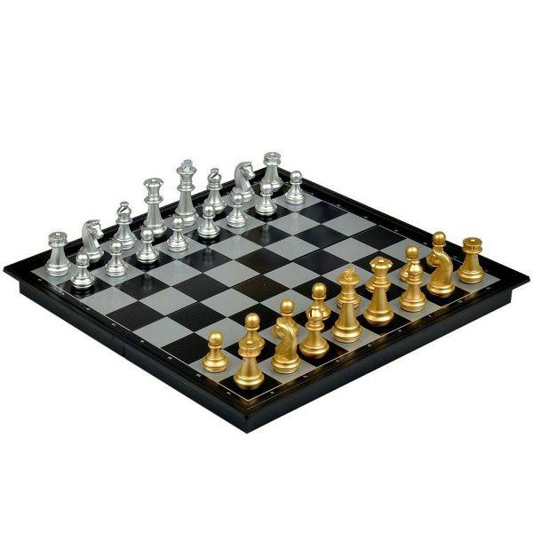 Šah magnetski 25 x 25 cm