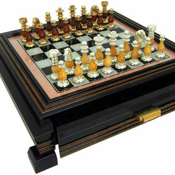 Šah No. 21