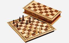 Šah No. 2714 32.5 x 32.5 cm