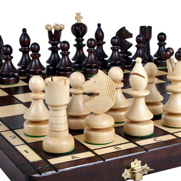 Šah Pearl Large 42 x 42 cm