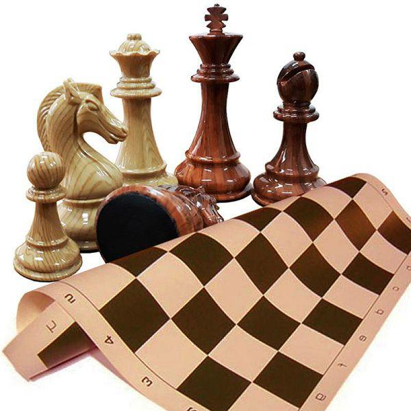 Šah Roll-Up WT3 50 x 50 cm