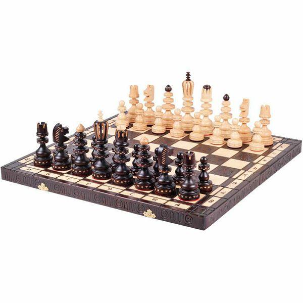 Šah Roman 55 x 55 cm