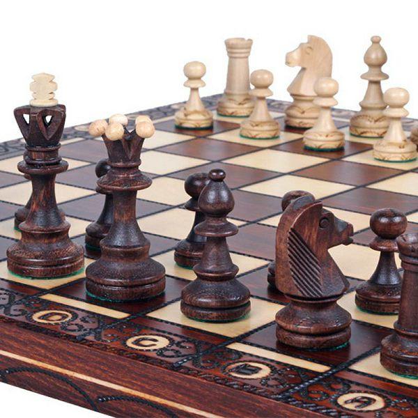 Šah Senator Insert Tray 42 x 42 cm
